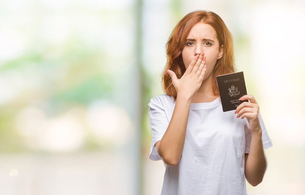 What happens if my temporary visa expires? What can I do about it